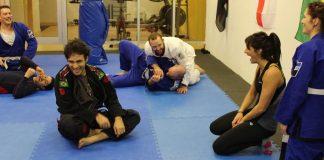 Jiu-Jitsu Therapy To Fight Mental Health Issues