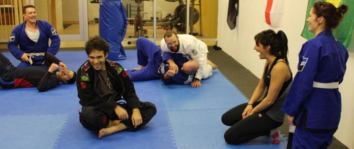 Jiu-Jitsu Therapy To Fight Mental Health Issues