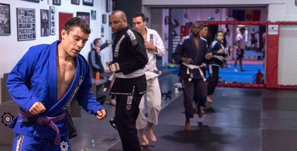 Late For BJJ Class? Improve your timing or suffer the consequences
