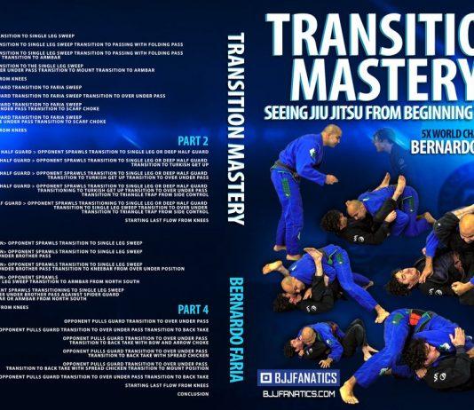 Bernardo Faria Transition Mastery DVD REVIEW