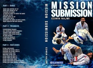 Mission Submissions Edwin najmi DVD Review