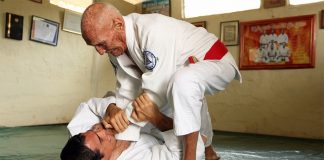 BJj training tips on how to train until well into your 90s