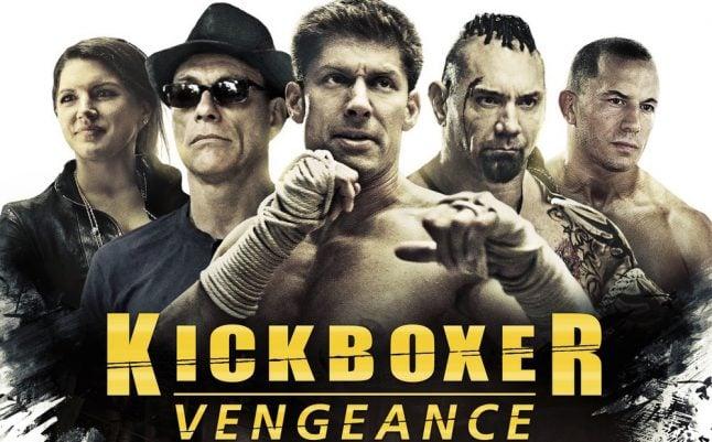Nicolas Cage Jiu-Jitsu movie