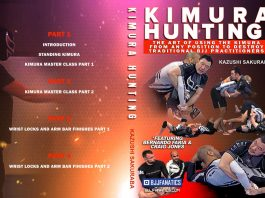 A Review Of The Kimura Hunter DVD by Kazushi Sakuraba