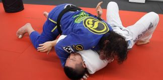 The Soul Crusher BJJ Move From Side Control By Kurt Osiander