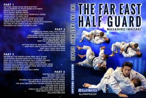 Masahiro Iwasaki Cover 1024x1024 300x202 - Half Guard -The Best DVDs And Digital Instructionals