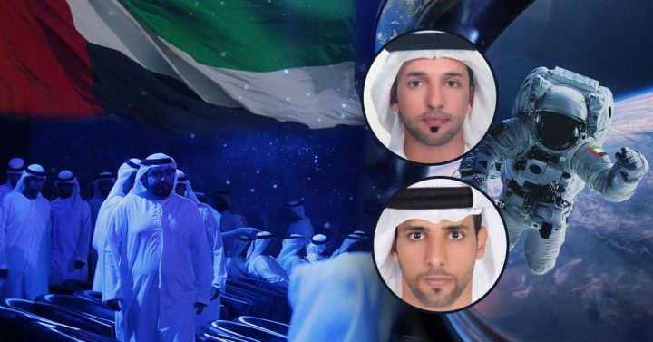 Astronauts Form UAE Are Learning Jiu-JItu To Get In Shape For Space