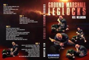 Neil Leglocks Cover 480x480 300x202 - NEW Neil Melanson DVD - Ground Marshal Leg Locks