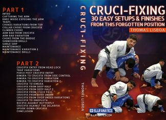 Cruci-fixing - A thomas lisboa DVD Review