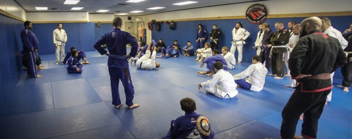 How soccer can help you deal with students that come in Late For BJJ Class