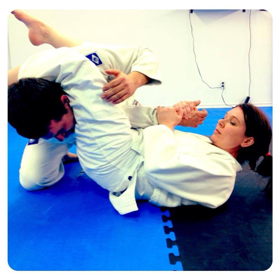 couples 2 - A Common Jiu-Jitsu Injury Fix: The Tennis Elbow
