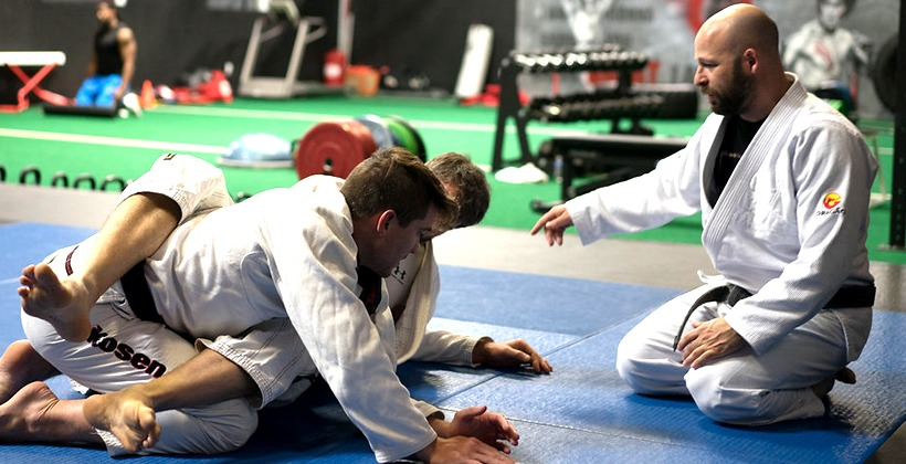 The BJJ Coaching Styles Of Different Instructors