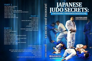 Satoshi Ishii DVD Japanese Judo Secrets