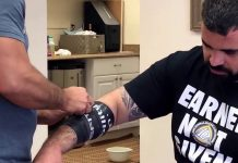 Dealing with the tennis elbow Jiu-Jitsu injury