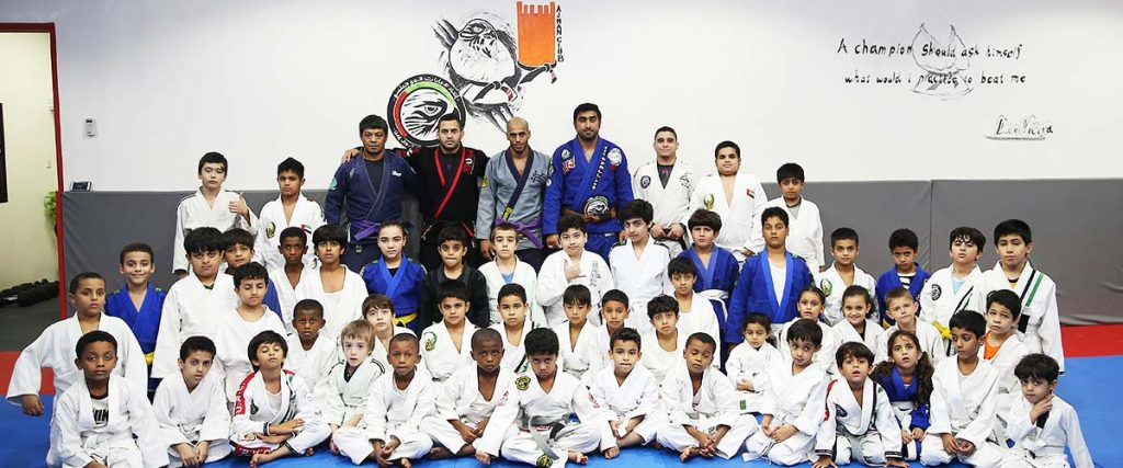 Credited Jiu-Jitsu class in colleges in the USA