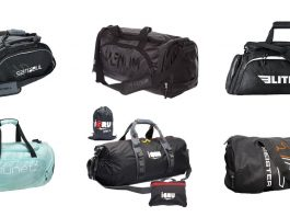 Best MMA gym Bags Of 2019: Your Ultiamte guide With In-Depth Reviews Of the Top Ten Bags