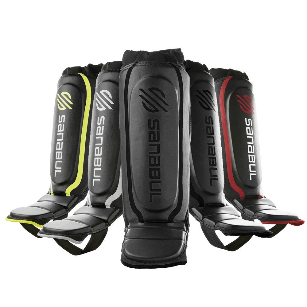 gude for the beest MMA shin guards Of 2019 Sanabul
