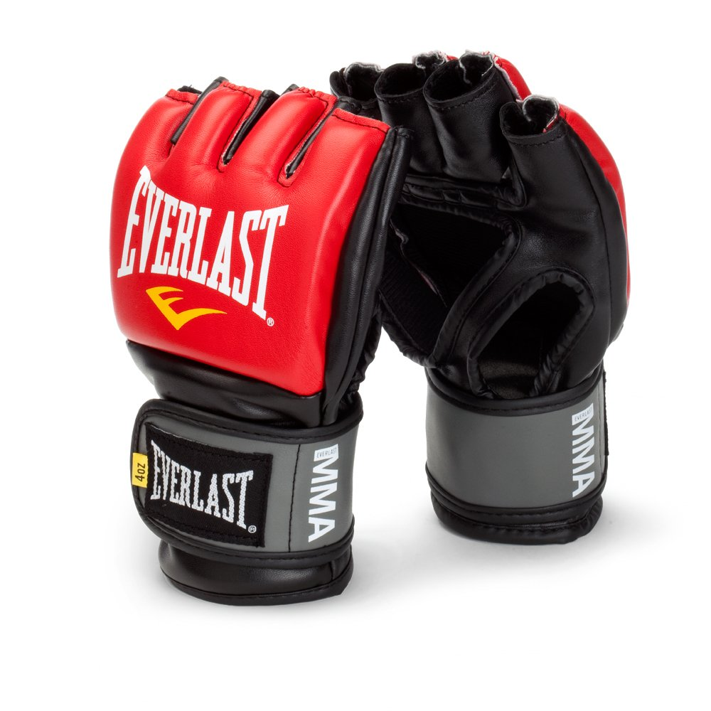 best MMA gloves 2019 guide: Everlast Pro grappling Gloves