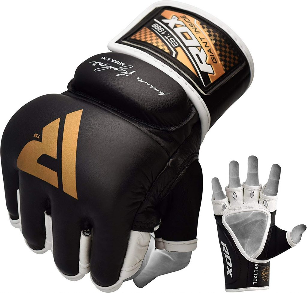 best MMA gloves 2019 guide: RDX t2GL Gloves