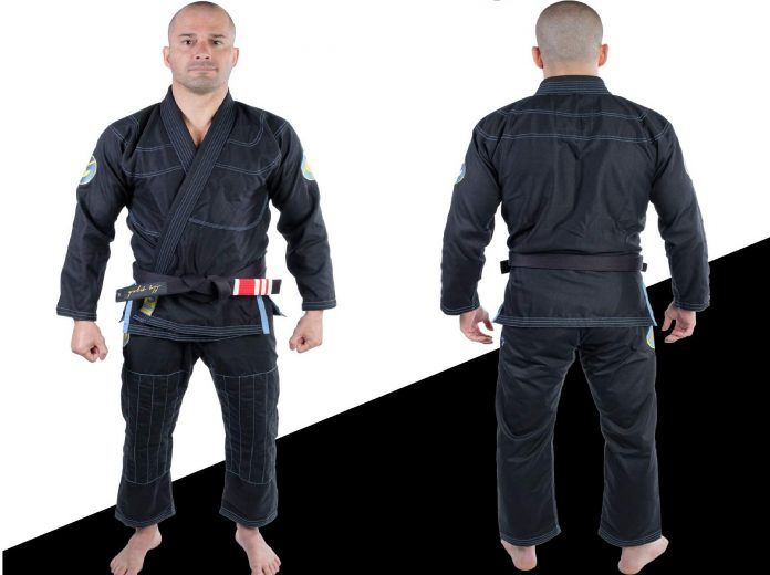 Aeroweave Ultra Lightweight Gold BJJ Gi Review