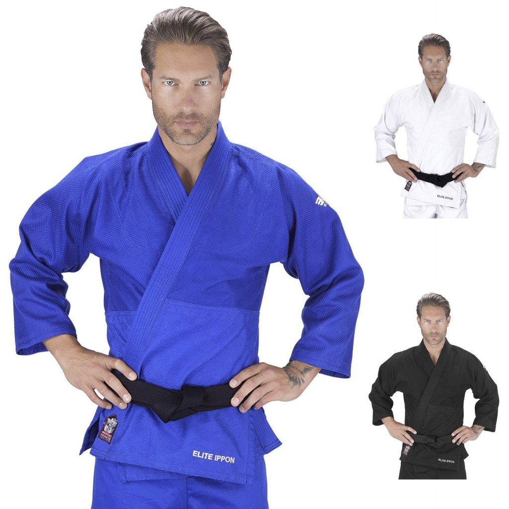 Elite Sports Deluxe IJF Judo Gi