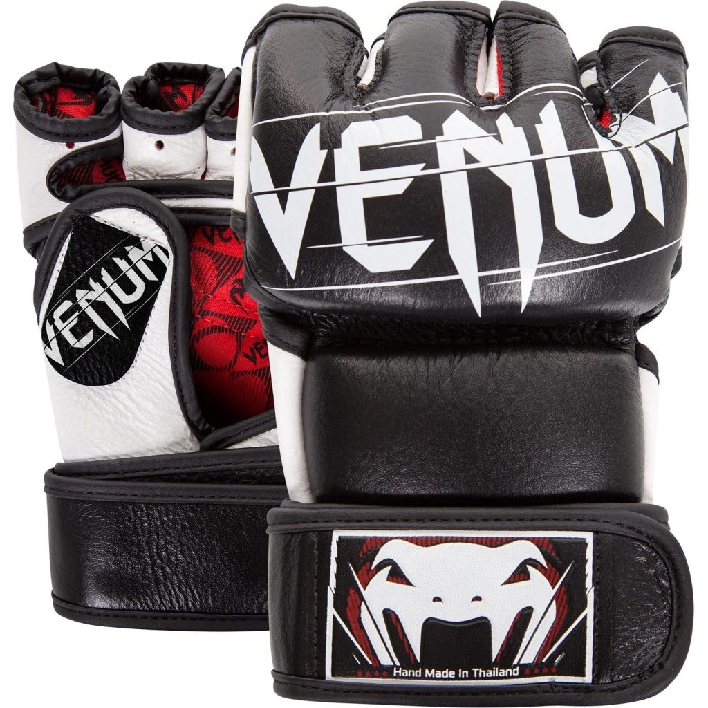 best MMA gloves 2019 guide: Venum Undisputed 2.0 MMA Gloves