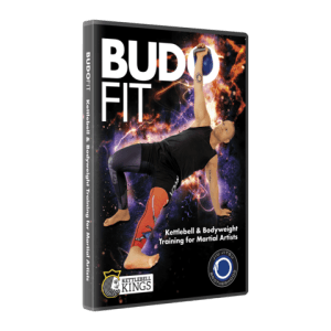 Budo Fit DVD Nic Gregoriades instructional