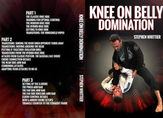 Knee On Belly Domination Stephen Whittier BJJ DVD Review