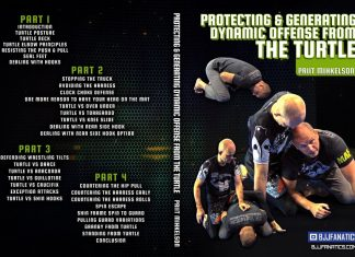 Priit Mihkelson DVD Review about his Turtle isntructional