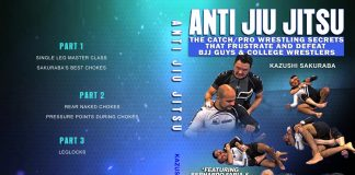 "A Review Of the latest Kazushi Sakuraba DVD ""Anti Jiu-JItsu"""