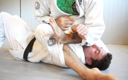 S mount 415x260 - Why You're Never Really Stuck In Bad BJJ Positions