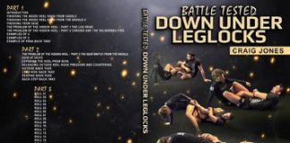 Craig Jones DVD INstructional - Down Under Leg Locks