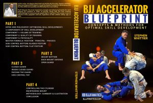 "Stephen Whittier Cover new 1024x1024 300x202 - Stephen Whittier DVD Review: ""BJJ Accelerator Blueprint"""