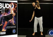 review of the Budo Fit DVD training program, a NIc gregoriades isntructional