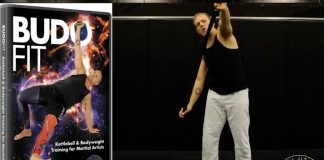 review of the Budo Fit DVD training program, a NIc gregoriades isntructional