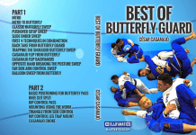 """Best Of Butterfly Guard"" Cesar Casamajo DVD Review"