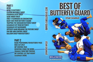 cesar 1024x1024 300x202 - Cesar Casamajo DVD Review: Best Of Butterfly Guard