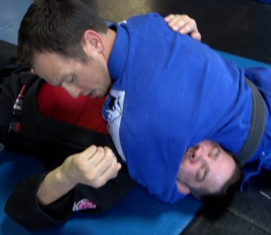 How to Learn The North-South Choke In BJJ The Easy Way