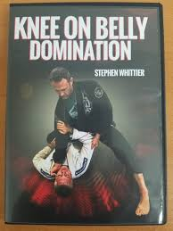 AA Full review of the Knee On Belly Domination Stephen Whittier BJJ DVD