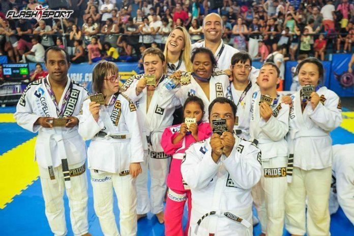 Jiu-Jitsu Down Festival To Raise Awareness For Down Syndrome Athletes