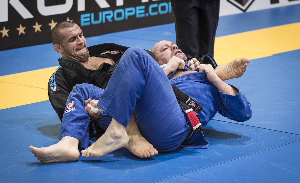 BJJ Positions - The ultimate escape guide