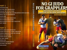 """Review Of The """"No Gi Judo For Grapplers""""Satoshi Ishii DVD Instructional"""