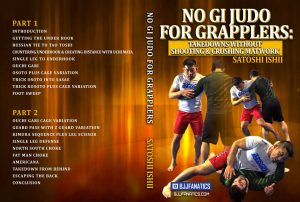 ishii no gi cover 1024x1024 300x202 - No-Gi Takedowns - The Best DVDs and Digital Instructionals