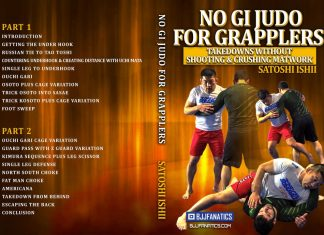 "Review Of The ""No Gi Judo For Grapplers"" Satoshi Ishii DVD Instructional"