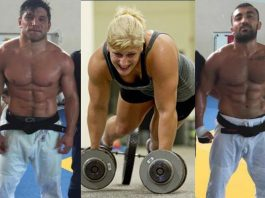 How To Build BJJ Muscle Mass