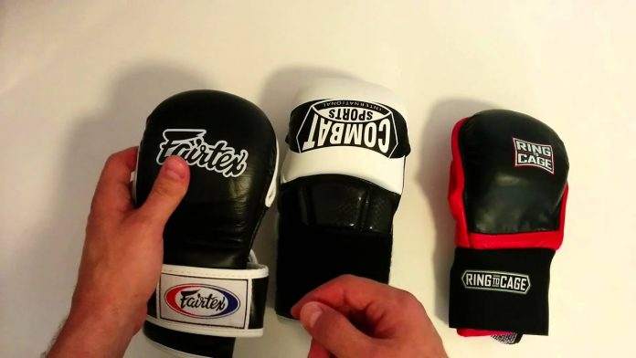The Best MMA Sparring gloves guide for 2019 with detailed reviews