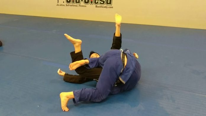 The Crab Ride - One Of The Must KNow Grappling Fundamentals Of BJJ
