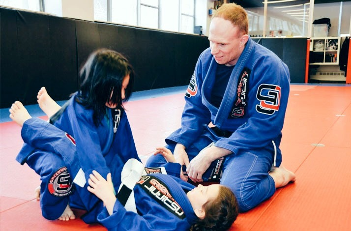 toronto jiu jitsu black belt chris greenwood located near leaside east york - How To Discover Your Best Learning Style in BJJ