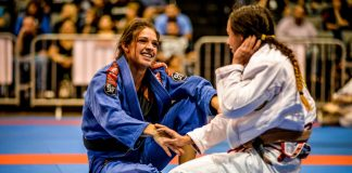 Tips on dealing with grappling competition anxiety