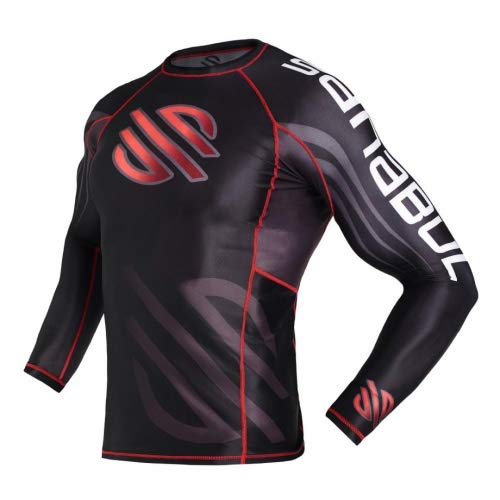 41GGofVD0L - Best MMA Rashguards 2019 Guide With Reviews